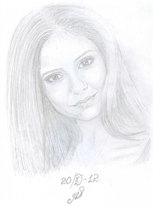 Nina Dobrev por aes25